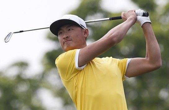 European Tour - Haotong Li
