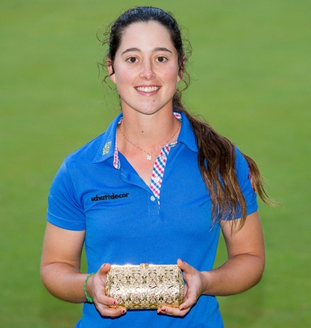 Ladies European Tour - Nuria Iturrios