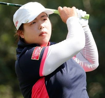 Ladies European Tour - Shanshan Feng