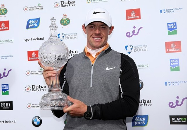 European Tour - Rory McIlroy
