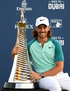 European Tour - Tommy Fleetwood