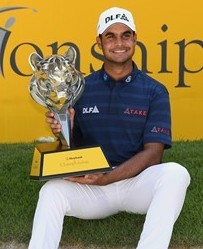 European Tour - Shubhankar Sharma