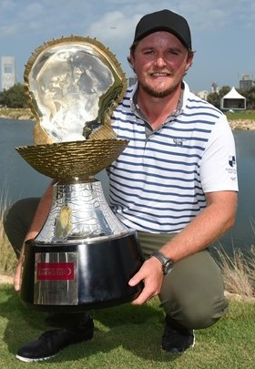 European Tour - Eddie Pepperell