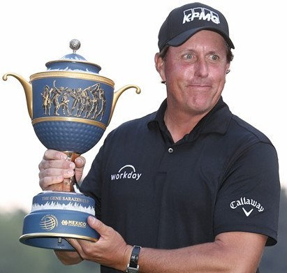 European Tour - Phil Mickelson