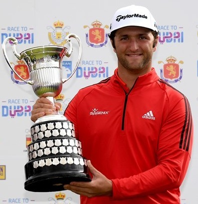 European Tour - Jon Rahm