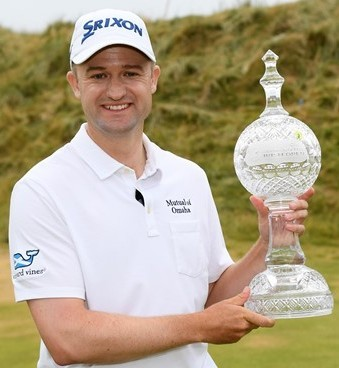 European Tour - Russell Knox