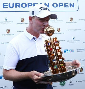 European Tour - Richard McEvoy