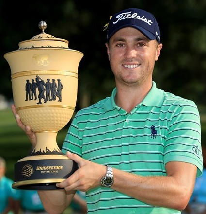 European Tour - Justin Thomas