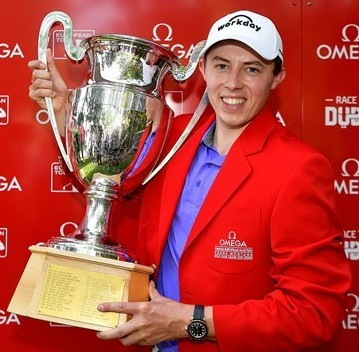 European Tour - Matthew Fitzpatrick