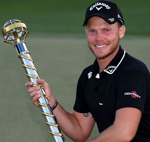 World Tour Championship - Danny Willett