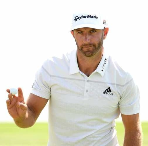European Tour - Dustin Johnson