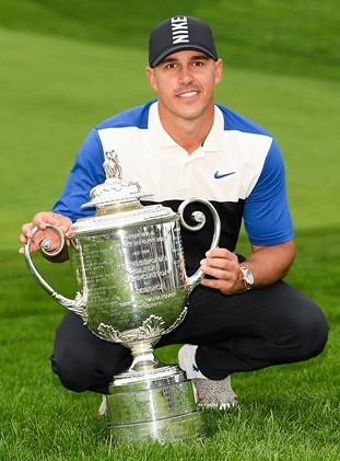 European Tour - Brooks Koepka