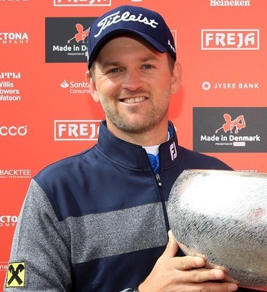European Tour - Bernd Wiesberger
