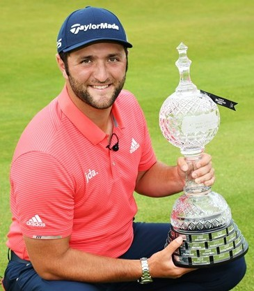 European Tour - Jon Rahm (AM)